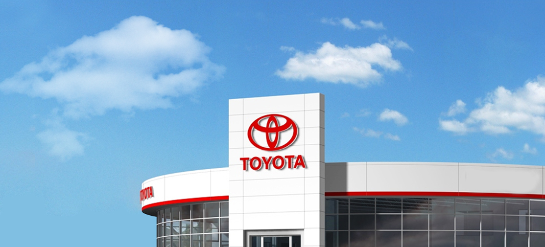 Om Toyota | Toyota Dealer | Contact Us